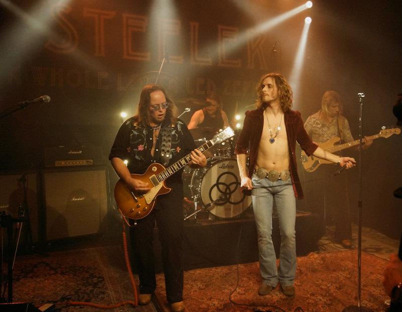 Steeler - Led Zeppelin tribute