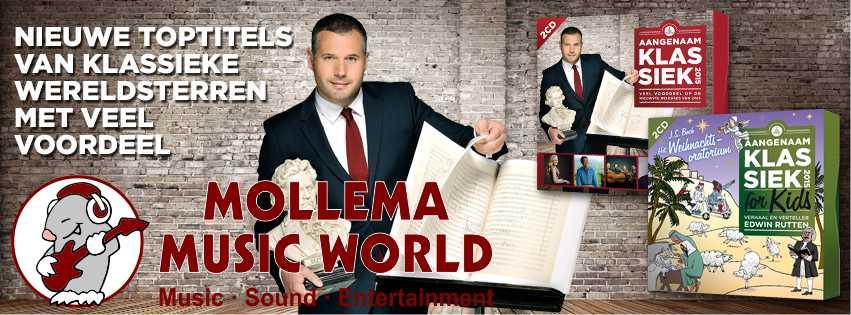 Aaangenaam klassiek 2015 bij Mollema Music World
