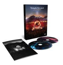 David Gilmour - Live in Pompeii - dvd