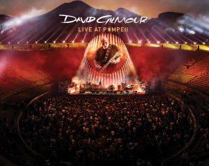 David Gilmour - Live in Pompeii 2016